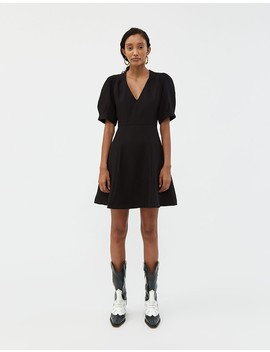 Nancy Short Sleeve Dress by Stelen
