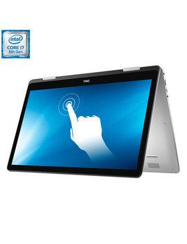 """Dell 17.3"""" Touchscreen 2 In 1 Laptop   Silver (Intel Core I7 8565 U/512 Gb Ssd/16 Gb Ram/Win 10)   Eng by Best Buy"""
