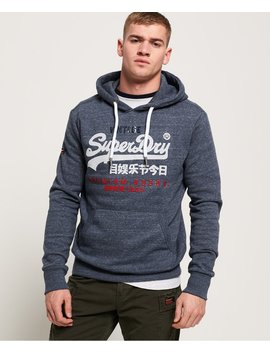 Premium Goods Tri Infill Hoodie by Superdry