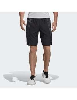 Tan Shorts by Adidas