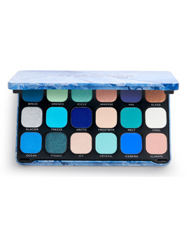 Forever Flawless Ice Eyeshadow Palette by Makeup Revolution