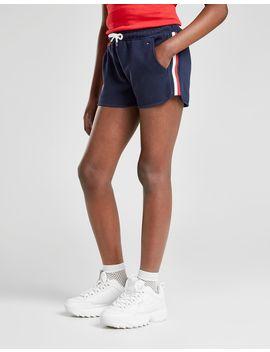 Tommy Hilfiger Girls' Tape Shorts Junior by Tommy Hilfiger