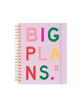 Large 12 Month Annual Planner   Big Plans by Ban.Do