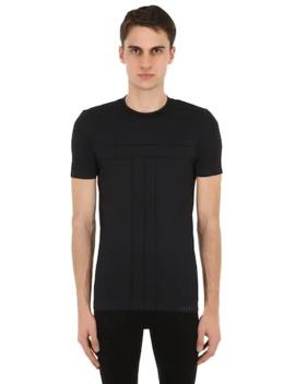 "Camiseta ""M Basic"" De Techno by Falke"