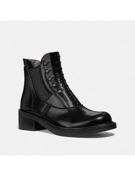Coach X Tabitha Simmons Chelsea Moto Bootie by Coach
