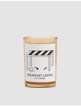 Breakfast Leipzig Candle by D.S. & Durga