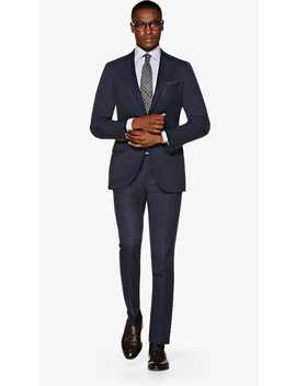 Sienna Navy Suit by Suitsupply