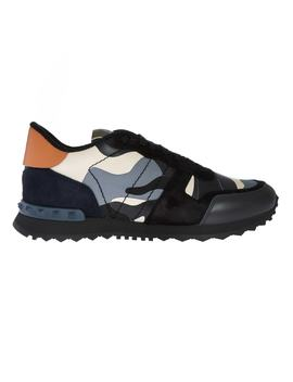 Valentino Rock Running Sneakers by Valentino