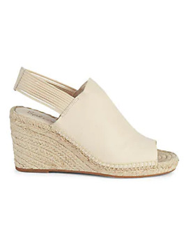 Simon Leather Wedge Sandals by Splendid