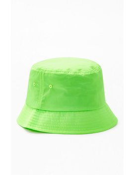 Pac Sun X Playboy Neon Bucket Hat by Pacsun