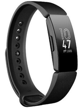 Fitbit Inspire Fitness Tracker Black Brand New Sealed Genuine by Fitbit