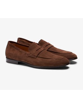Brown Loafer by Suitsupply