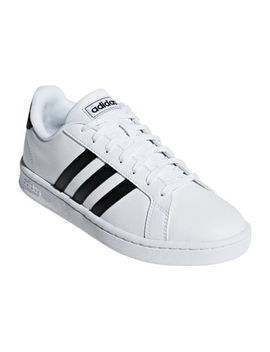 Adidas Grand Court Womens Lace Up Sneakers by Adidas