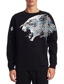 Cotton Sweatshirt by Marcelo Burlon