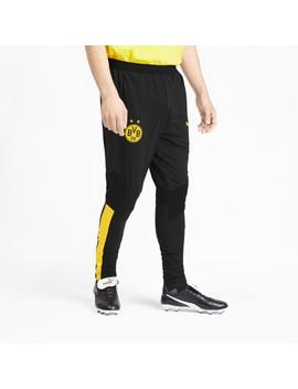 Bvb Men's Pro Training Pants by Puma