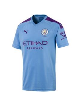 Manchester City Fc Men's Home Replica Jersey by Puma