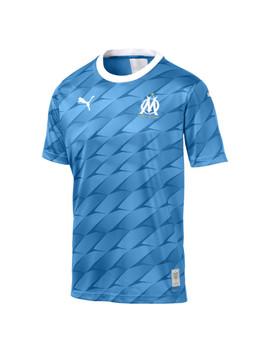 Olympique De Marseille Men's Away Replica Jersey by Puma