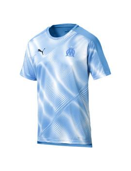 Olympique De Marseille Men's Domestic League Stadium Jersey by Puma