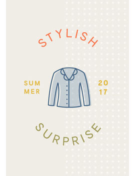 Stylish Surprise   Apparel by Modcloth