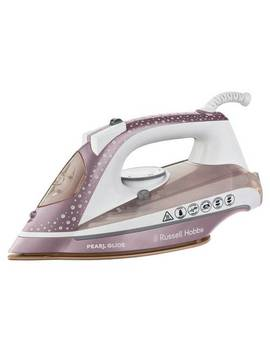 Russell Hobbs 23972 Pearl Glide Steam Iron by Argos
