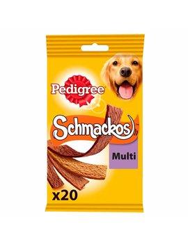 Pedigree 20 Pack Schmackos Dog Treats Pedigree 20 Pack Schmackos Dog Treats by Wilko