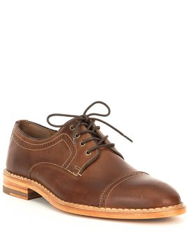 Chambliss Cap Toe Tan by J&Amp;M Est. 1850