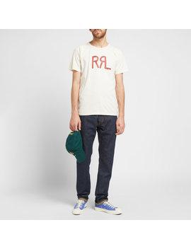 rrl-classic-logo-tee by rrl