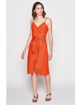 <Span>Carnell Linen Dress</Span> by Joie
