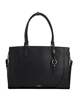 Stanton Rosalind Leather Tote by Tumi