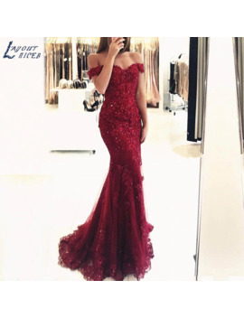 Ae0910 New Formal Red Lace Evening Dresses Sweetheart Sexy Wear Mermaid Elegant Prom Party Special Occasion Dress Gowns by Ali Express.Com