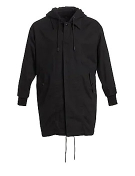 Hooded Cotton Parka by Madison Supply