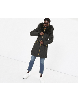 Albany Hooded Parka by Oasis