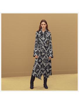 """""""Boucles Et Galons Du Tsar"""" Esprit Parka Dress by Hermès"""