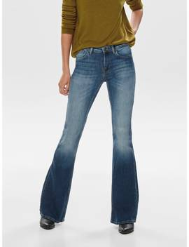Onlcheryl Reg Flared Jeans by Only