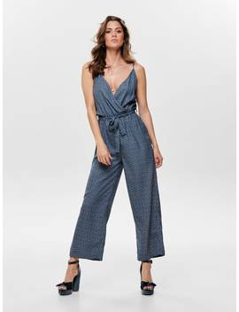 Printet Jumpsuit by Only