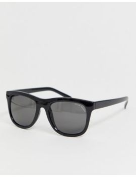 Cheap Monday – Timeless – Eckige Sonnenbrille In Schwarz by Asos