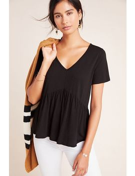 Holden V Neck Tee by T.La