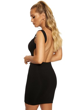 The Nw Back To Drama Dress by Naked Wardrobe