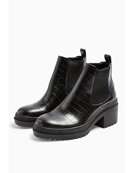 Brixton Chelsea Boots by Topshop