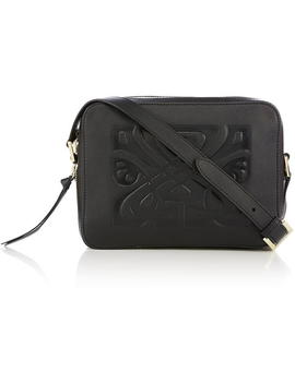 Rachel Leather Crossbody by Biba