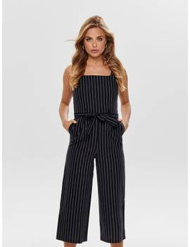 Cropped Jumpsuit by Only