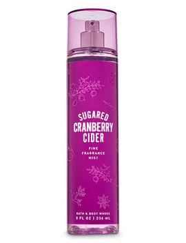 Sugared Cranberry Cider\N\N\N Fine Fragrance Mist    by Bath &Amp; Body Works