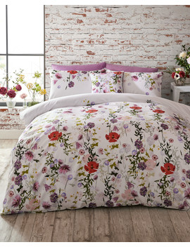 Hedgerow Cotton Super King Duvet Cover by Ted Baker