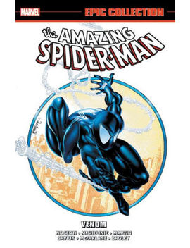 Amazing Spider Man Epic Collection: Venom by Ann Nocenti