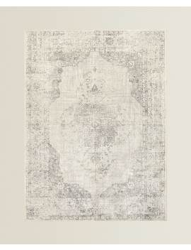 Vintageeffect Rug   by Zara Home