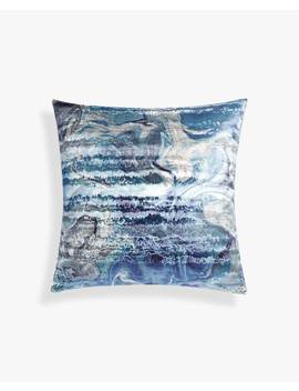 Velvet Jacquard Cushion Cover  Cushions   Bedroom   Sale by Zara Home