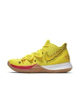 Kyrie 5 'sponge Bob Square Pants' by Nike