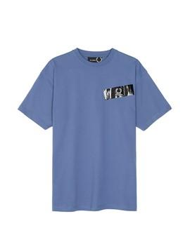 Raf Simons T Shirt Mit Vinylband Von Raf Simons by Fred Perry