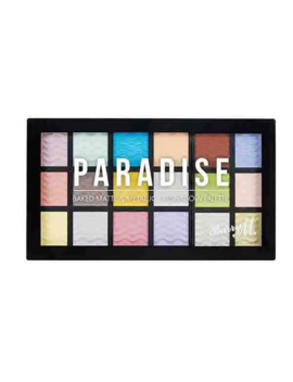 Barry M Paradise Baked Eyeshadow Palette by Superdrug