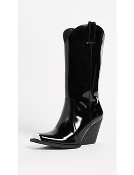 Overkill Western Boots by Jeffrey Campbell